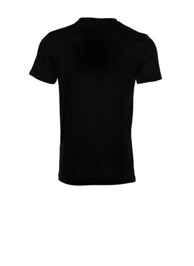 New Balance Erkek New Balance Logo Tee Tişört MPT028-BK001 Siyah